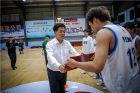 2020ZUBA浙江省大学生篮球联赛(男子甲B组)在永康鸣枪