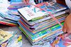 书香迎六一 么么传爱心——么么直播为包包寨完小赠书公益活动
