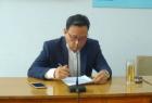 山东聊城市市直书画家协会召开二O一七年工作总结大会