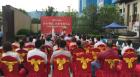 钦州梁淇置业有限公司——中梁·钦州府工地开放日如期举行