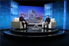 张峻玮老师接受中央电视台著名主持人阿丘专访